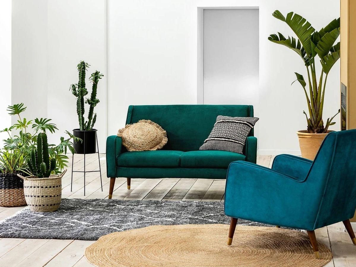 Foto: Maceteros estilosos para decorar tu casa con plantas de Ikea y La Redoute. (Cortesía La Redoute)