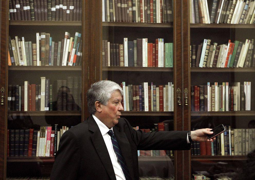 Foto: Arturo Fernández, presidente del Grupo Arturo Cantoblanco (EFE)