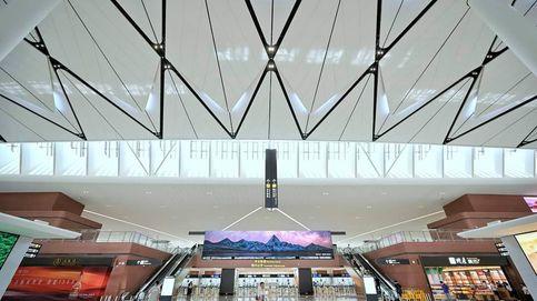 China inaugura un megaaeropuerto con capacidad para 120 millones de pasajeros