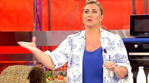 Carlota Corredera no se muerde la lengua contra Olga ante la final de 'SV'