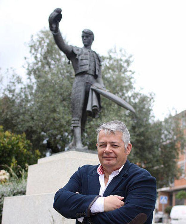 Foto: Miguel Ángel Santamaría Novoa, alcalde de Colmenar Viejo