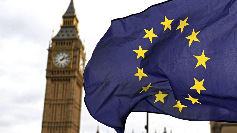 Foto: Bandera de la UE. (EFE)