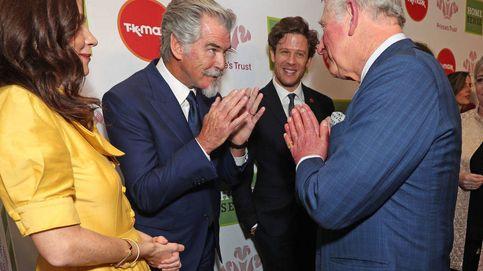 La cuarentena de Pierce Brosnan por culpa del príncipe Carlos y cómo se lo hizo saber