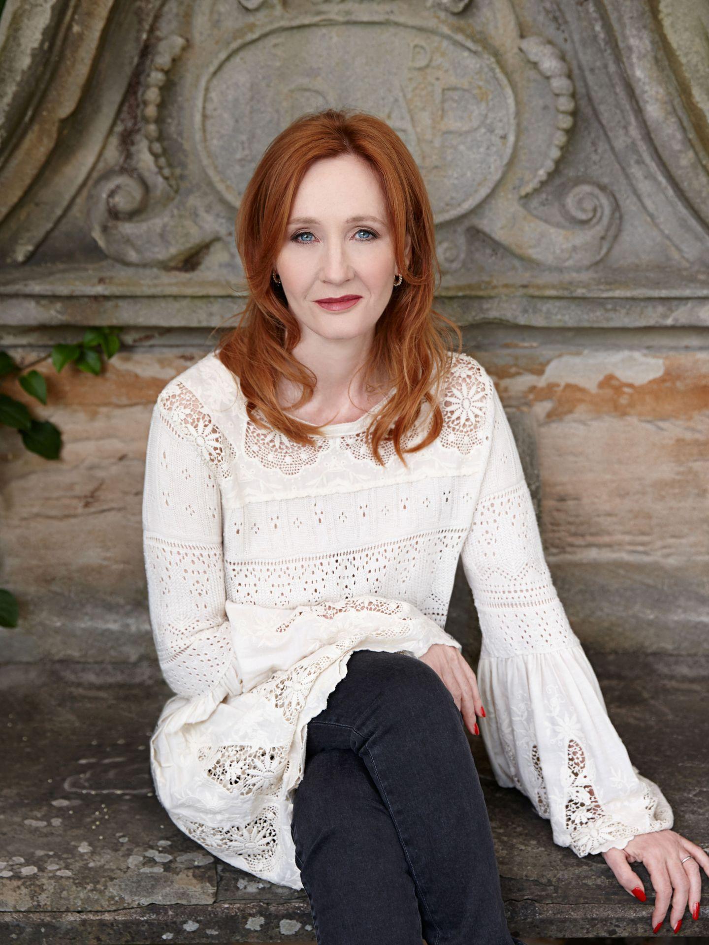 J.K. Rowling. (EFE)