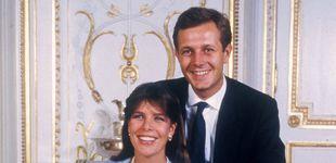 Post de Carolina de Mónaco: su deuda de gratitud con Juan Pablo II en sus días más duros