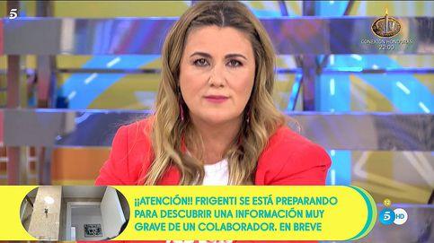 Carlota destroza al tío de Rocío Carrasco en 'Sálvame': Ejemplo de violencia