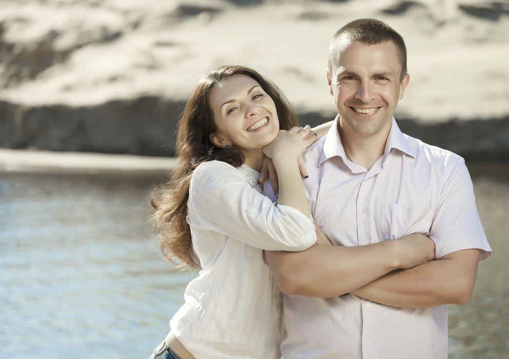 Foto: La felicidad conyugal depende de los pequeños detalles del día a día. (iStock)