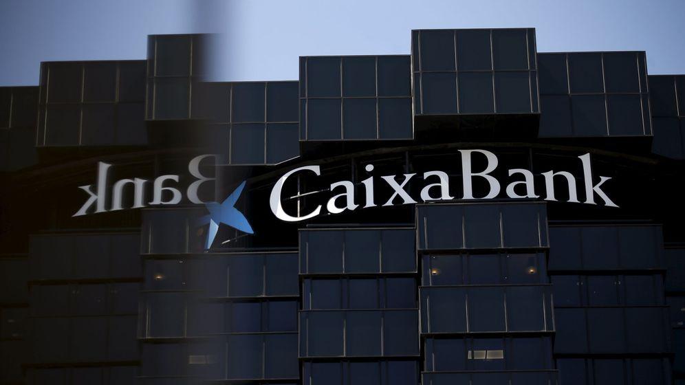 Foto: Sede de Caixabank en Barcelona (Reuters)