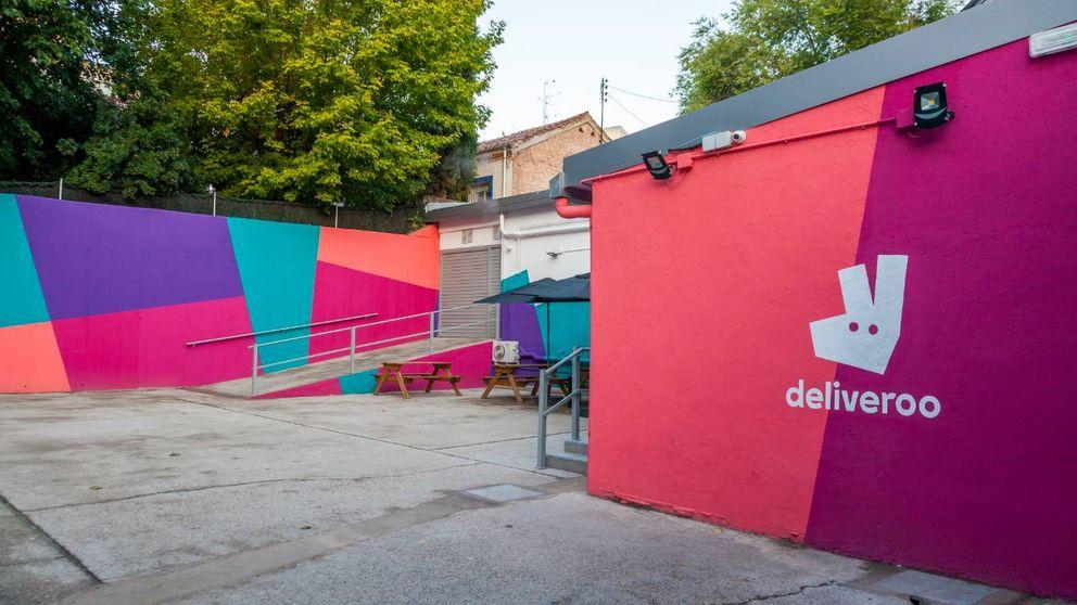 Por qué las 'cocinas ciegas' de Deliveroo son uno de los negocios preferidos de Amazon