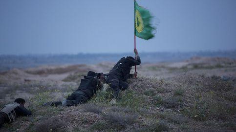 El 'Califato' retrocede: ha perdido el 14% de su territorio en Siria e Irak