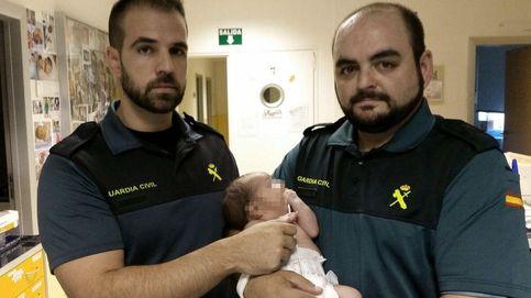 Encuentran vivo a un bebé de una semana en un contenedor en Madrid