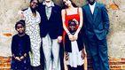 La reunificación familiar de Madonna por el día de Acción de Gracias