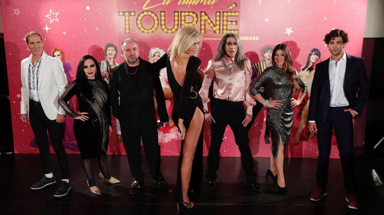 Los mejor y peor vestidos del estreno de 'La última tourné'