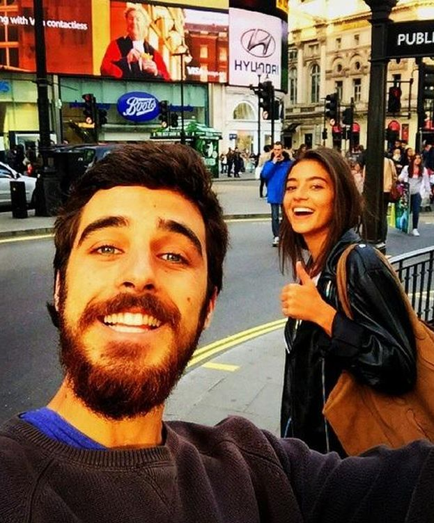 Foto: Jaime Soto y Rocío Crusset (Instagram)