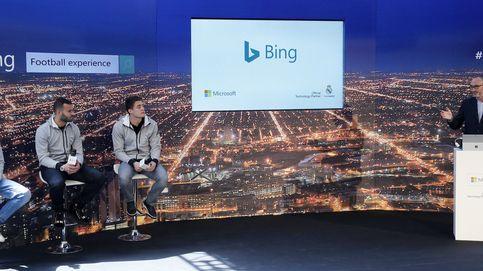 El Bernabéu no es buen sitio para que Microsoft vaticine de la Champions