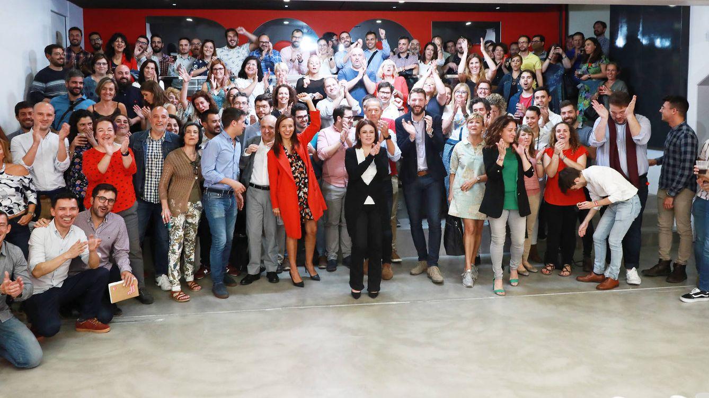 Ferraz celebra el fallo de Franco: da ánimos a las bases y le sirve como arma electoral