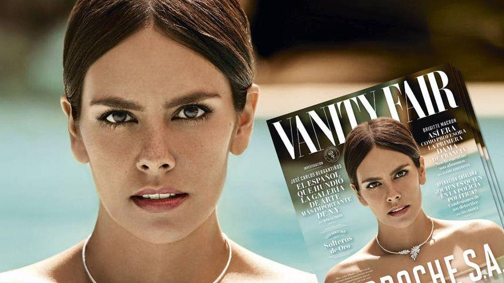 'Vanity Fair' se rinde a las exigencias de Pedroche: aquí están sus pendientes