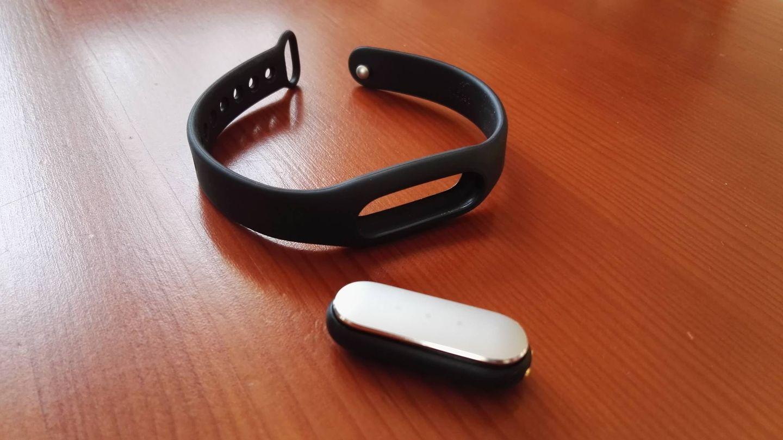 La pulsera de fitness My Band 2 de Xiaomi