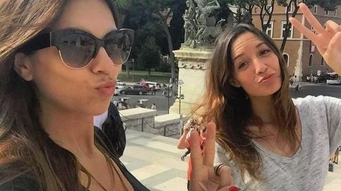 Melissa Jiménez y Anna Ortiz, dos culés perdidas por Roma