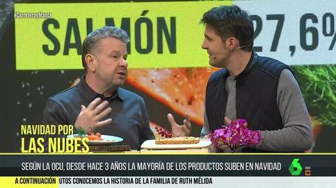 Alberto Chicote se encara con un agricultor en 'Carretera y manta'