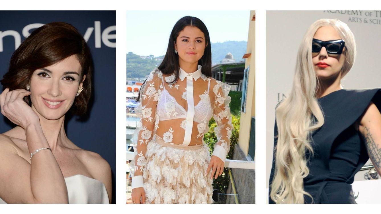 Fin de semana de hospitales: Lady Gaga y Paz Vega entran, Selena Gómez sale