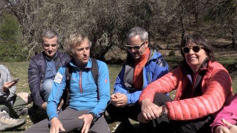 Vive el espíritu de 'Planeta Calleja': trekking y confesiones