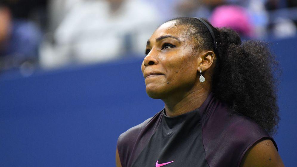 Foto: Serena Williams, una de las señaladas por los 'hackers' (Robert Deutsch-USA TODAY Sports).