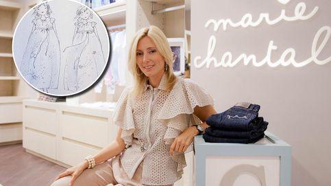 Marie-Chantal Miller, la otra modista estrella en la boda de Nicky Hilton