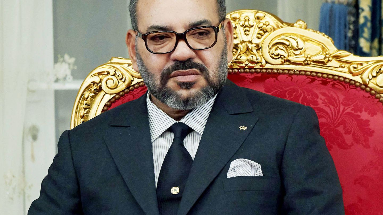 Mohamed VI. (Getty)