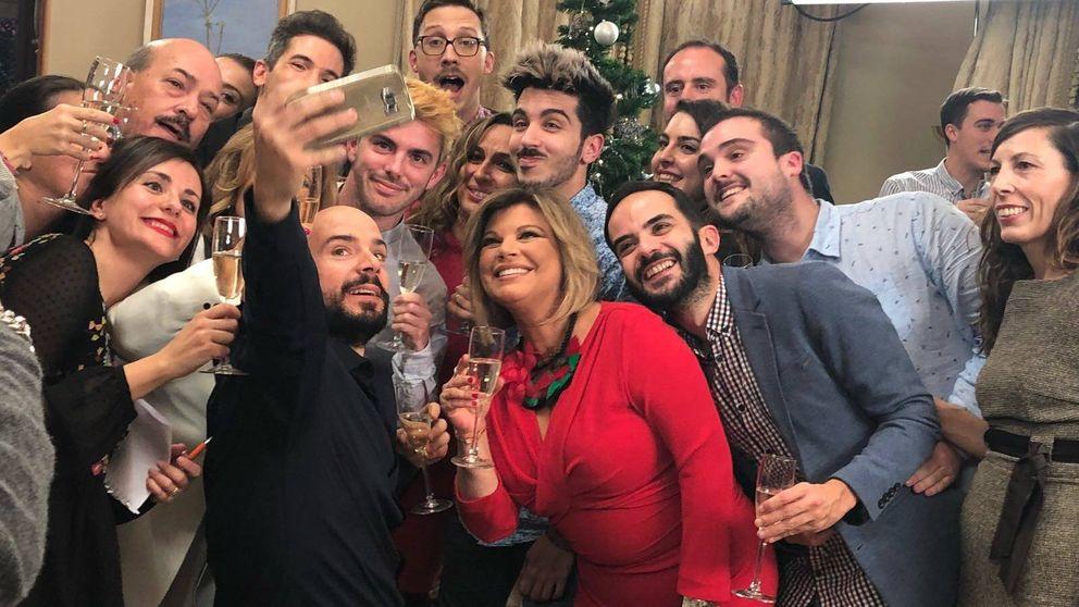 Las Campos, más divas y divertidas que nunca, abren su casa a la prensa