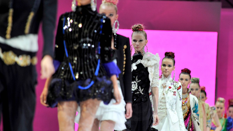 Christian Lacroix, el diseñador que ve la moda como un arte