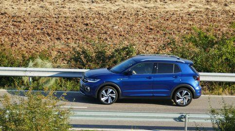 Probamos el Volkswagen T-Cross, referente por espacio y tecnología