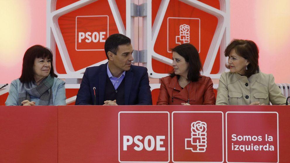 El PSOE aspira a una mayoría amplia que le haga repetir un Gobierno monocolor