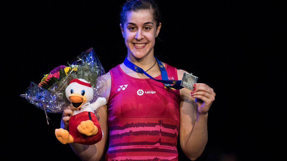 Carolina logra su tercer oro europeo y ya piensa en seguir ganando más títulos