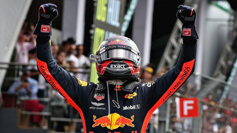 El varapalo y mosqueo de Verstappen antes de la carrera que tranquilizó a Red Bull