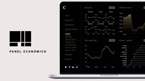 Bienvenido a 'Panel': todos los indicadores macroeconómicos para la monitorización económica