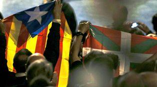 Independencia País Vasco/Independencia Cataluña