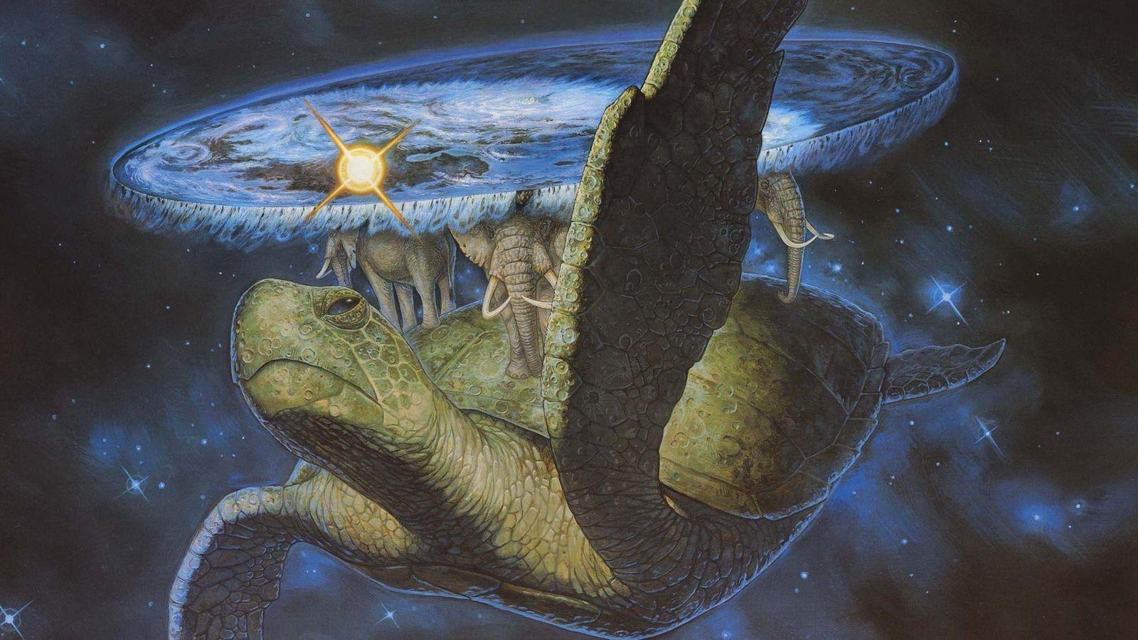 Foto: Del taumo al octarino: la física del Mundodisco de Terry Pratchett