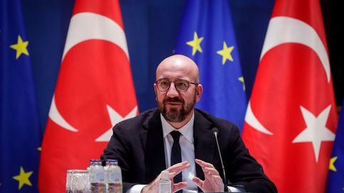 La UE tiende la mano Turquía en medio de la tensión con Rusia y China