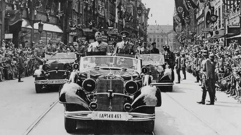 A la venta el 'Súper Mercedes' de Hitler con el que Mussolini conoció Alemania
