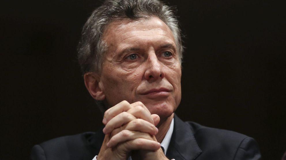 Macri afirma que fue legal su empresa implicada en los 'Papeles de Panamá'