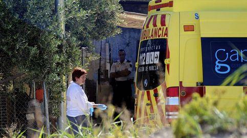 Muere un hombre en un incendio en una caravana en Puerto de Mazarrón (Murcia)