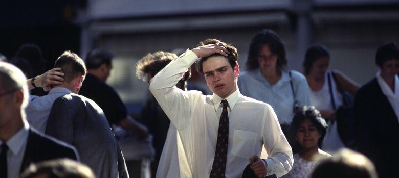 Foto: El estrés es la fuente de casi todas las emociones negativas que sentimos a lo largo del día. (Corbis)