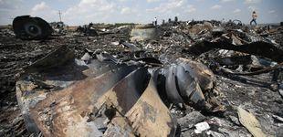 Post de Abandonados en el campo, los restos del MH17 se pudren al sol