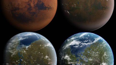 El rocambolesco plan de la NASA para que Marte vuelva a ser habitable
