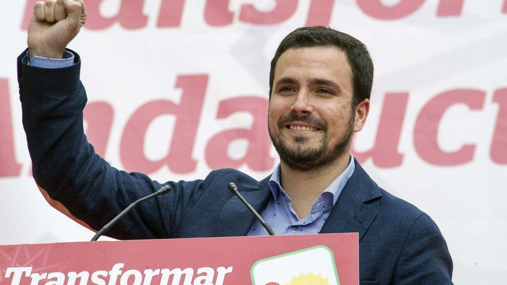 Rivera se desinfla: Garzón es el más valorado y Iglesias y Sánchez caen