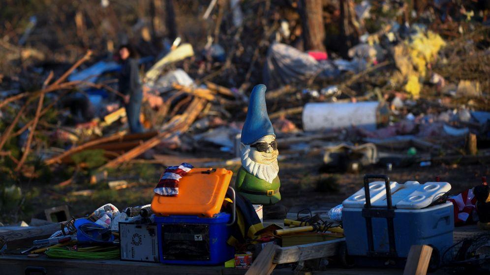 Foto: Los tornados dejaron 23 muertos y cientos de familias sin hogar