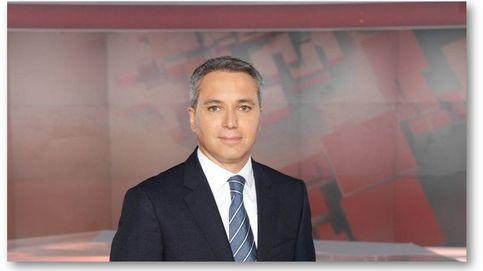 El presentador Vicente Vallés gana el Premio 'Cerecedo' de periodismo