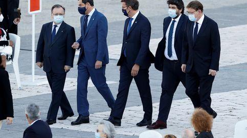 Andalucía y Valencia, un 'frente antiprivilegios'