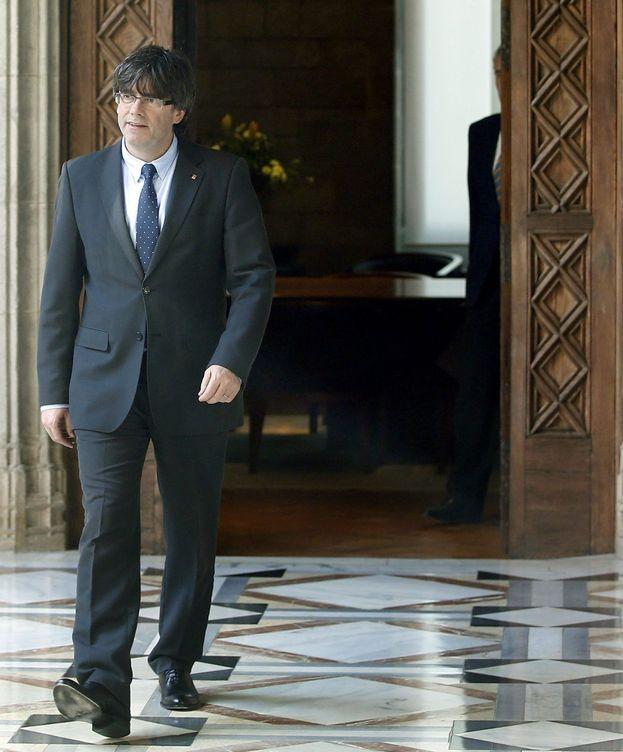 Foto: El president de la Generalitat, Carles Puigdemont, en una imagen de archivo. (Efe)